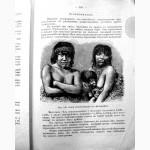 Раритет. Ранке «Физические различия человеческих рас»1902 год