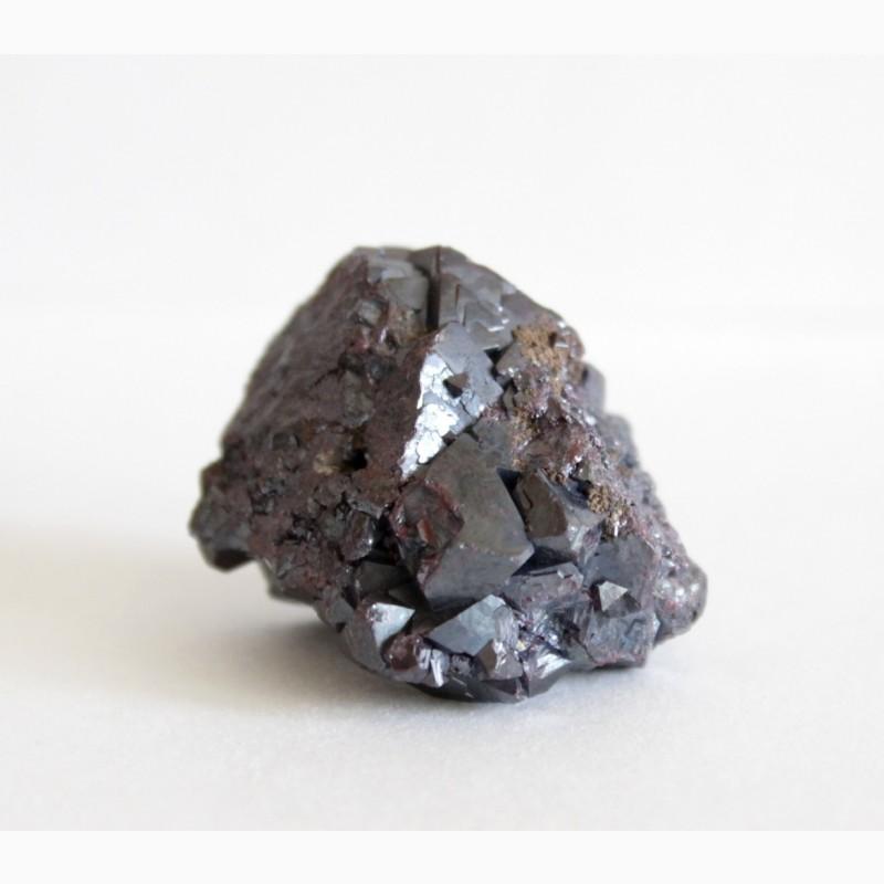 Фото 6. Куприт, самородное серебро