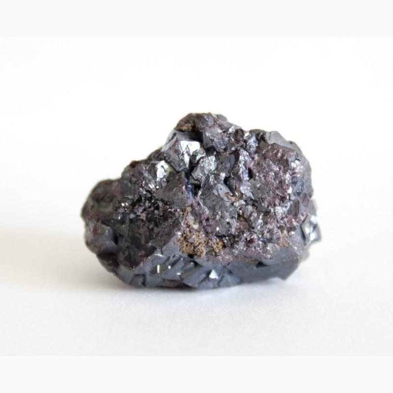 Фото 7. Куприт, самородное серебро