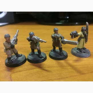 Продам, солдатики из Вархаммер