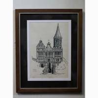 Картина Домский Собор