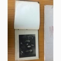 Альбом «Выпуск врачей» Москва 1932 год