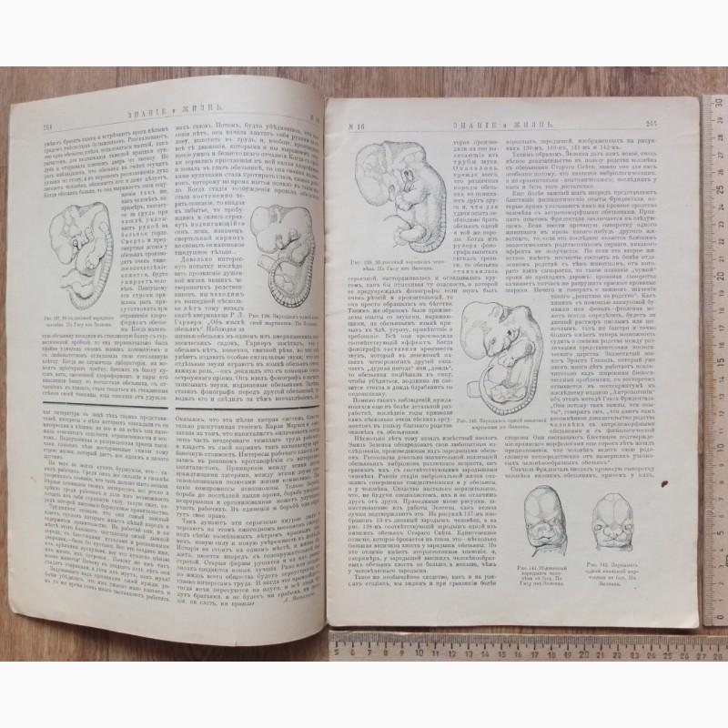 Фото 4. Журнал Знание и Жизнь, царская Россия, 1905 год