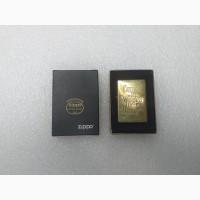 Продам зажигалку zippo оригинальная коллекционная, выпущено 1000 шт