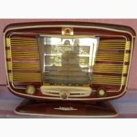 Радиоприемник Звезда, 1954 год, рабочий