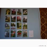Продам календари с прекрасными видами г. Сочи, в одной серии 84 календаря