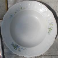 Фарфоровая тарелка Всеукртрест, ранние советы