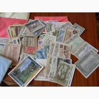 Старинные Нотгельды Австрии, 100 банкнот без повторов