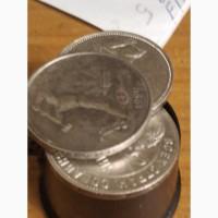 Несколько серебрянных рублей и 50 копеек 1924 года ПЛ, ТР