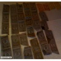 Продам не почтовые марки для учёта членского забора товара