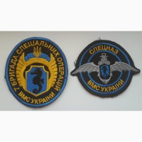 Шевроны БОЕВЫЕ ПЛОВЦЫ. ВМС Украина