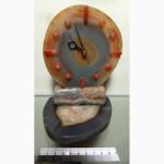 Продам Часы, агат Бразильский, #140