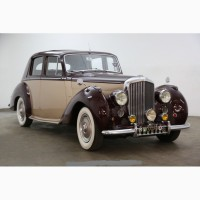 1953 Bentley R-Type Right Hand Drive