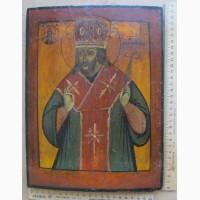 Икона Дмитрий, аналой, 19 век
