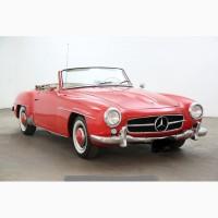 1960 Mercedes -Benz 190 SL(W201)