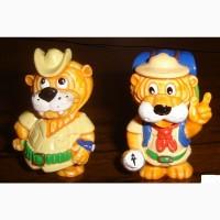 Два льва 1993 г и другие игрушки