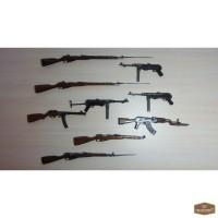 Оружейные миниатюры