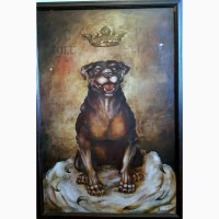 Продам картину:Валерия Миронова1998 г, 120*80см., масло/холст