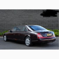 2004 Maybach 62 PCP