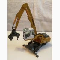 Продам масштабную модель Колесного перегружателя Liebherr LH24 Material Hand