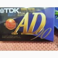 Аудио кассета ТДК