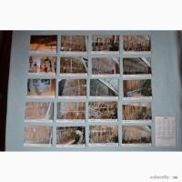 Продам календарики серии Музей Ролан Гаррос (большой теннис), в серии 56 штук