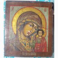 Икона Казанская, новая, 20 век