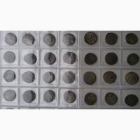 Монеты серебряные данги, коллекция 75 штук, Золотая Орда