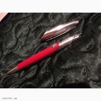Продаю перьевую ручку Montegrappa Ferrari. Корпус, перо, колпачок из серебра 925 пробы