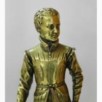 Продается Бронзовая скульптура Henry IV в детстве. XIX века. Ron Liod Sauvage