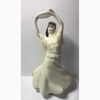 Фарфоровая статуэтка Азербайджанский танец БФЗ, ММП 1960-е г. Редкость