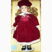 Продам фарфоровую куклу Remeco Collection