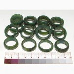 286 Нефритовые кольца