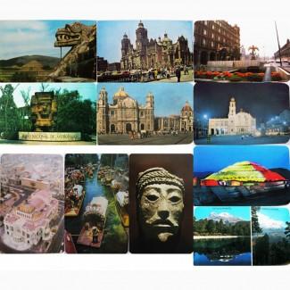 Мексиканские открытки