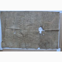 Свиток шёлковая ткань буддистский, Тибет, буддизм, 17 век