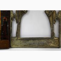 Продается Икона Толгская Пресвятая Богородица с предстоящими. Ярославль 1867 год