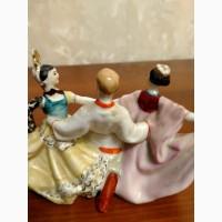 Продам статуэтку фарфор Дулево Танец народов