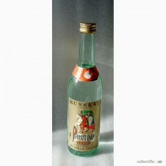Продам Русскую водку росплодоимпорт