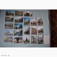 Продам календари с прекрасными видами г. Краснодара, в одной серии 140 календарей