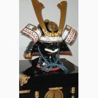 Шлем самурая (кабуто)
