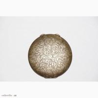 Предмет женского туалета, серебро, ручная резьба