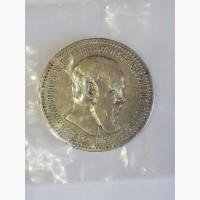 Продам монету 1 рубль 1892г. АГ