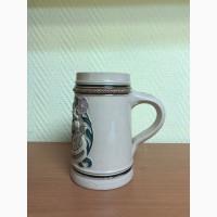 Пивная кружка Германия Керамика