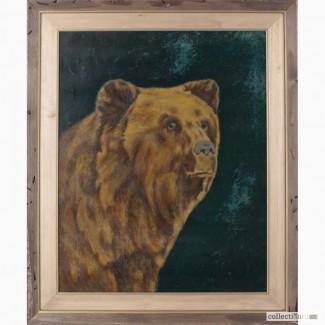Картина Портрет медведя, автор Попп А. А