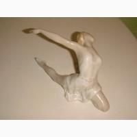 Статуэтка фарфоровая балерина СССР