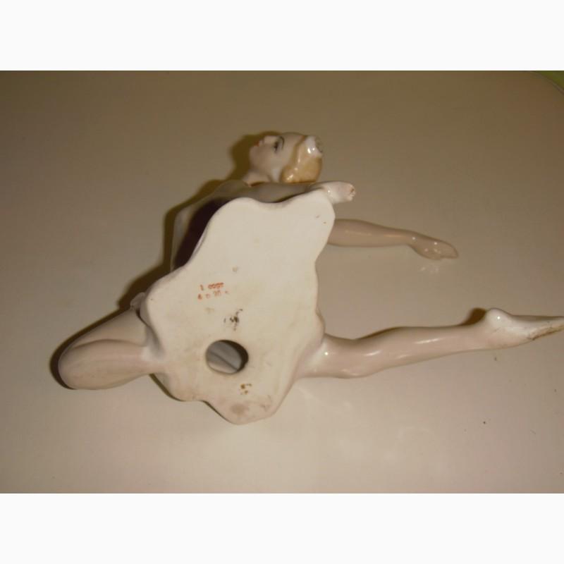 Фото 4. Статуэтка фарфоровая балерина СССР
