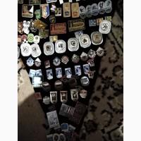 Продам коллекцию значков олимпиада 80