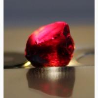 Гранат красный (альмандин), ограночное качество