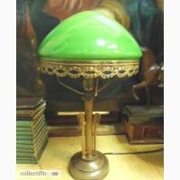 Куплю старинную настольную лампу. в Москве