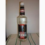 Коллекцию бутылок импортной водки 90х годов продам